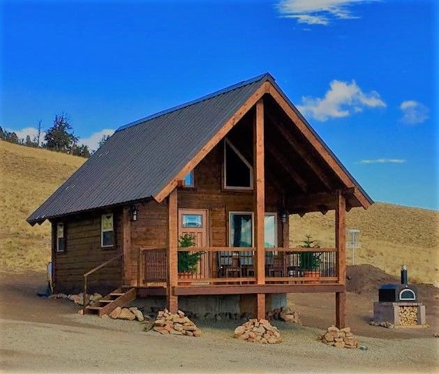 Trapper Basic Cabin Pricing