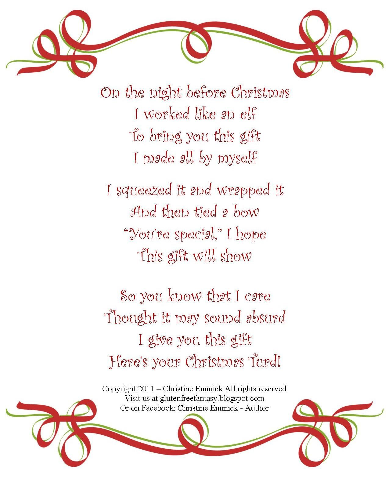 Christmas Poems About Family : christmas, poems, about, family, Christmas