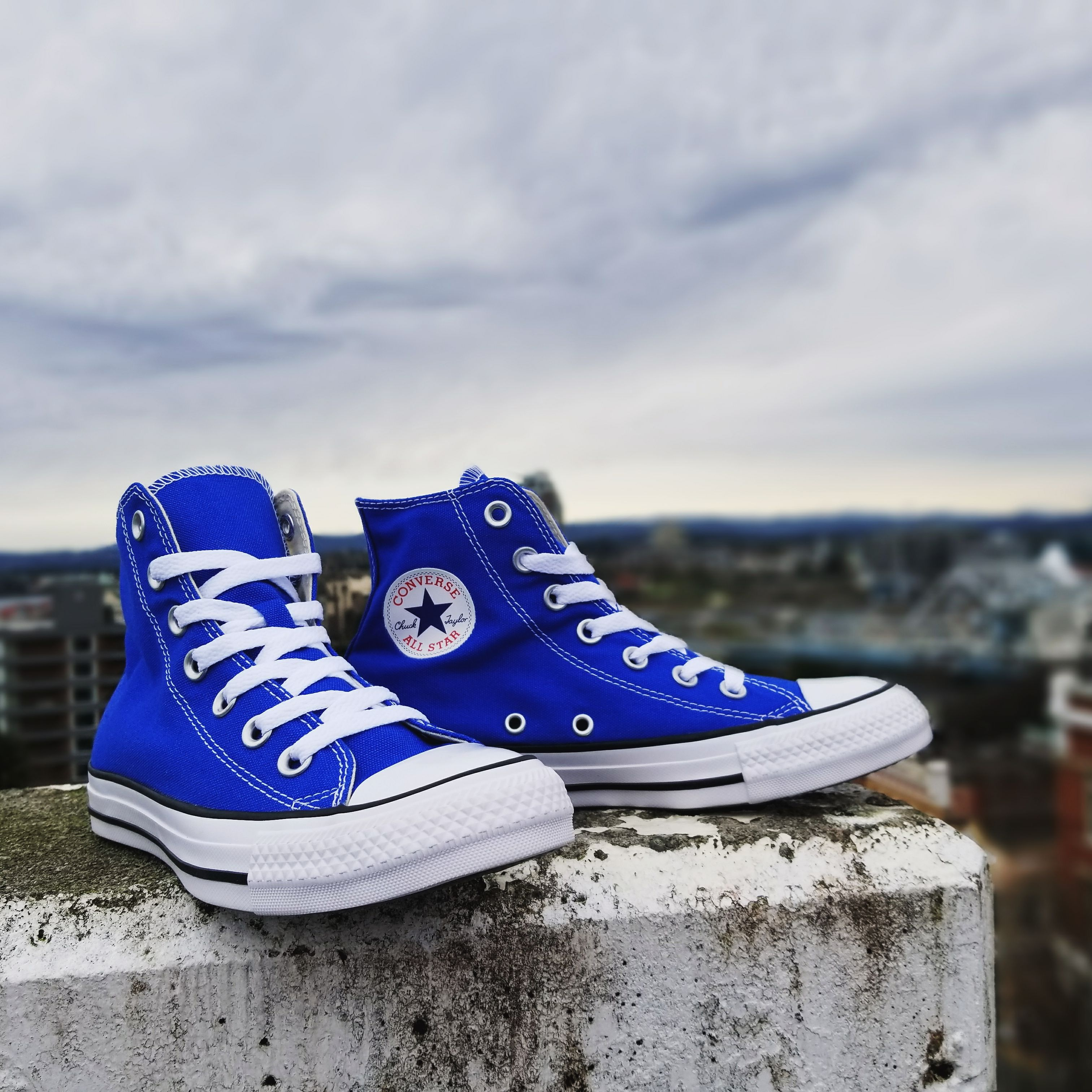 418b1c0fdacd94 These new arrivals from  converse are ready to be the blueprint of your  style. Order now!  bagginsshoes  converse  chucktaylorallstar  conversehigh  ...