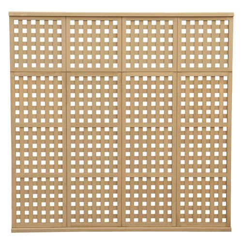 6 5ft X 6 5ft Panel To Attach To Fence 183 Per Panel Yardistry