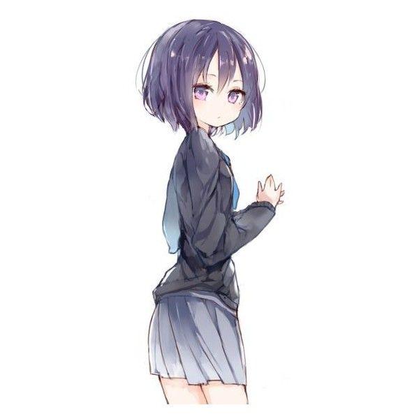 pretty anime girls polyvore