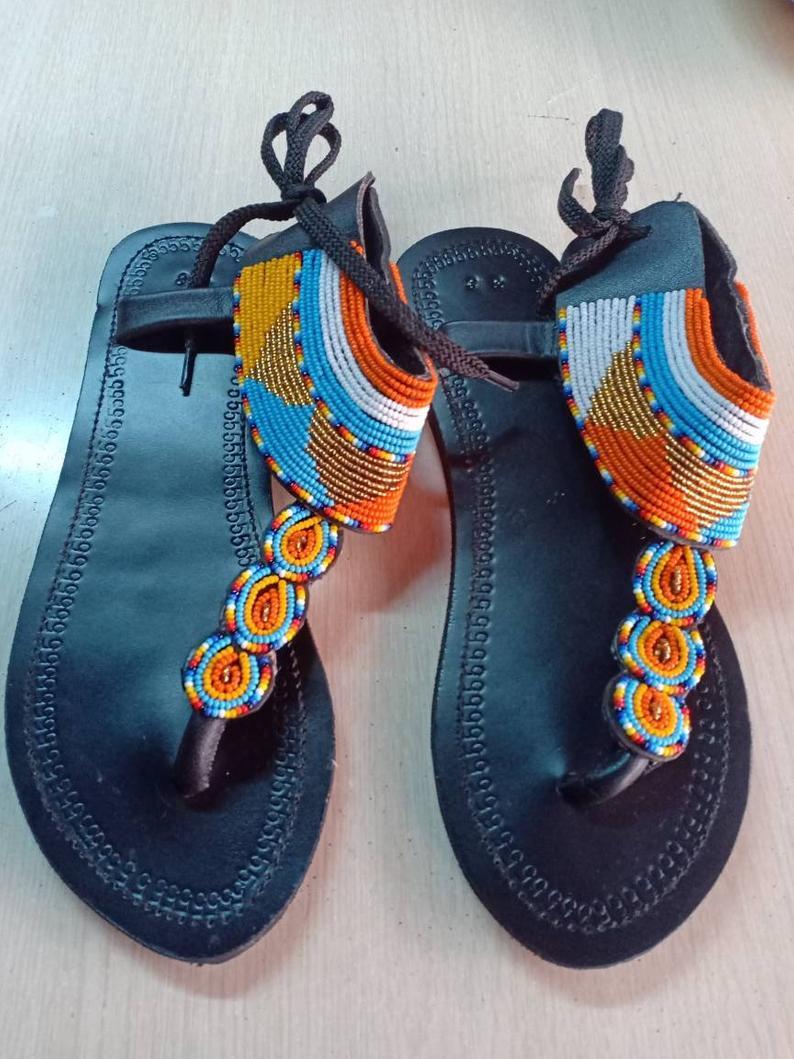 gladiators sandals women beaded gladiators beautiful gladiators African sandals gift for her summer sandals