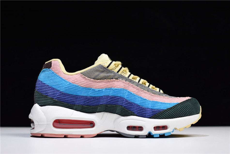 """new product 89231 019d9 Buy Nike Air Max 97/95 VF SW """"Sean Wotherspoon"""" Multi AJ4219 ..."""
