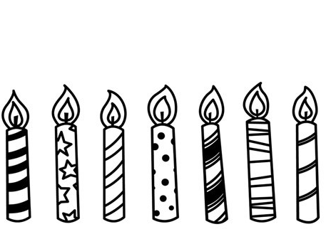 darice embossing folders birthday candle - Google Search