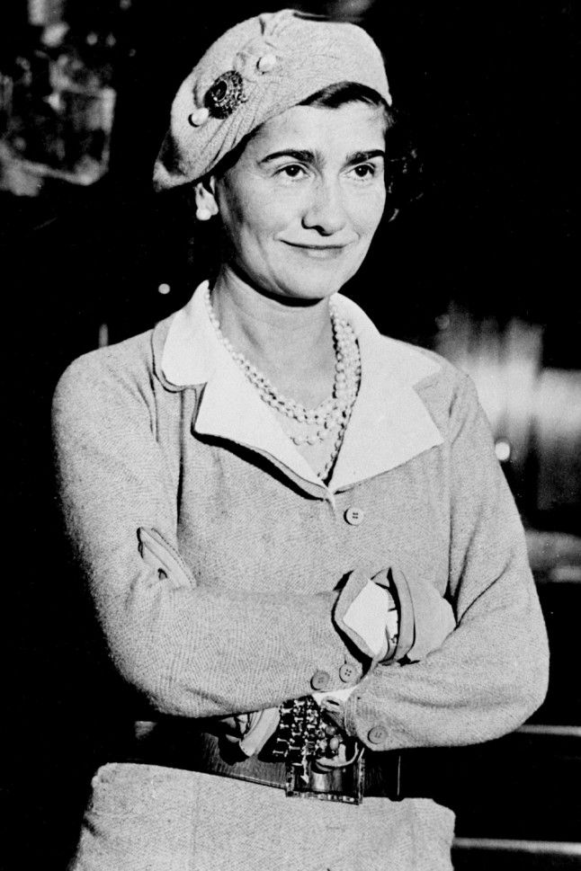 433ca1d7d828a9 We chart the greatest influencers on the 1920s style scene... Coco Chanel