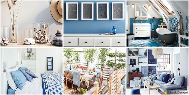 Che si tratti di mobili tappeti o cuscini, colori e modelli. Arredare Casa Al Mare Ikea 35 Idee Per Arredi E Accessori Mondodesign It Arredamento Casa Arredamento Casa Al Mare Arredamento