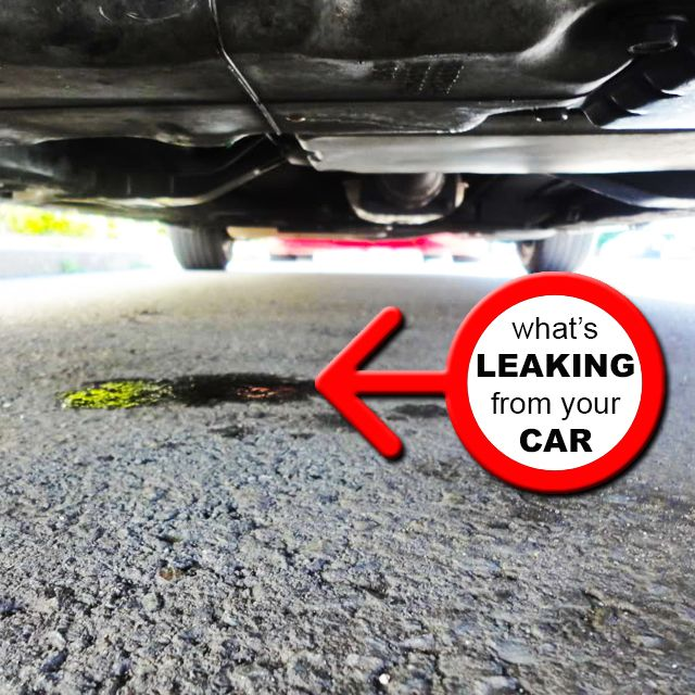 Early Warning Signs That You Have An Oil Leak Oil Leak Car Care