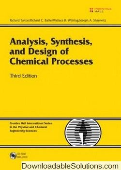 Solution manual for analysis synthesis and design of chemical solution manual for analysis synthesis and design of chemical processes 3rd edition richard turton richard c bailie wallace b whiting shaeiwitz fandeluxe Choice Image