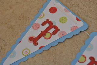 Love 4 Stamps: Birthday banner
