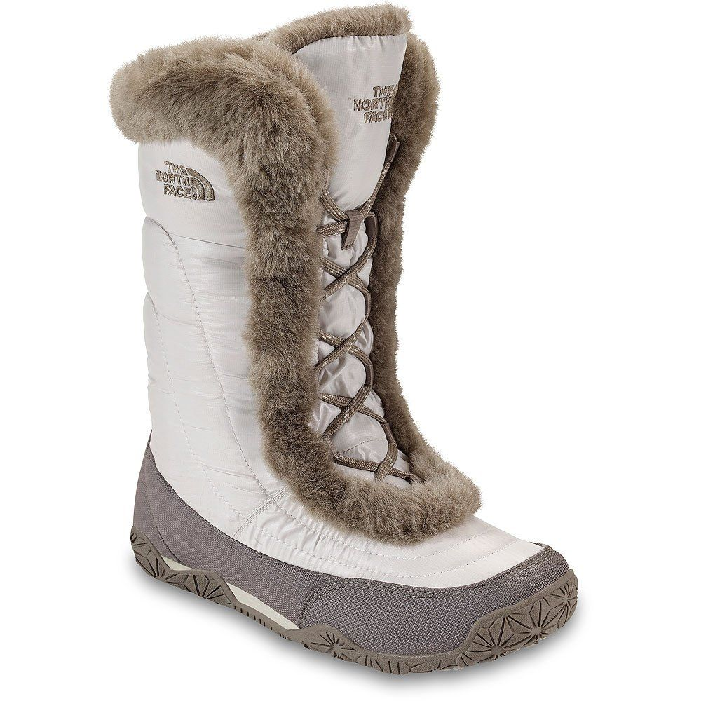 ad9e897f7 $120 The North Face Nuptse Fur IV Boot (Women's) | Peter Glenn | Fat ...