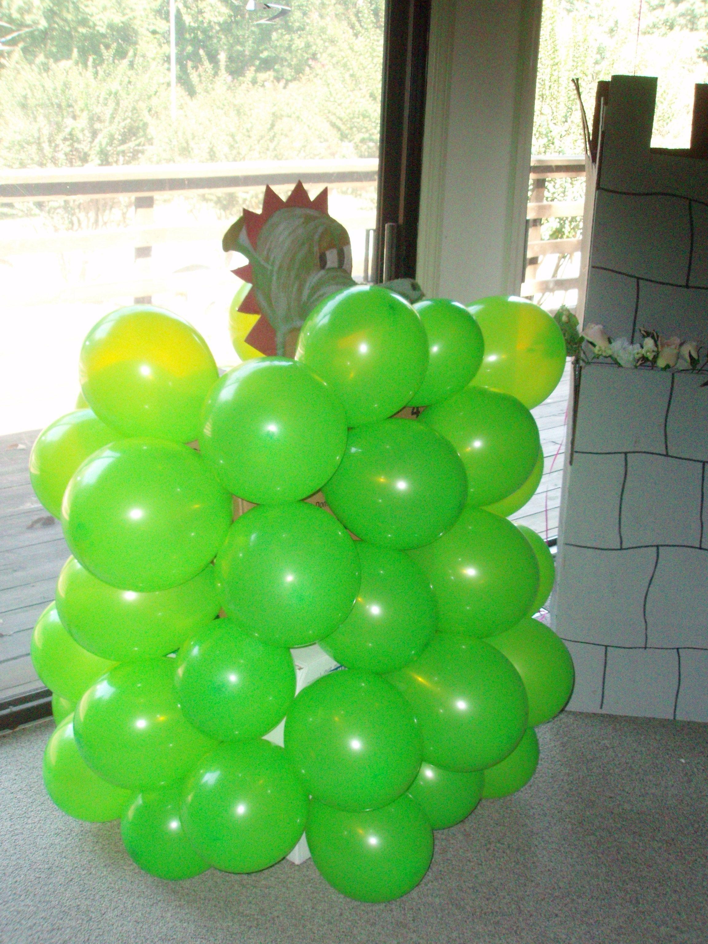 ballon mit s em f llen ritterparty pinterest rittergeburtstag ritter und geburtstage. Black Bedroom Furniture Sets. Home Design Ideas