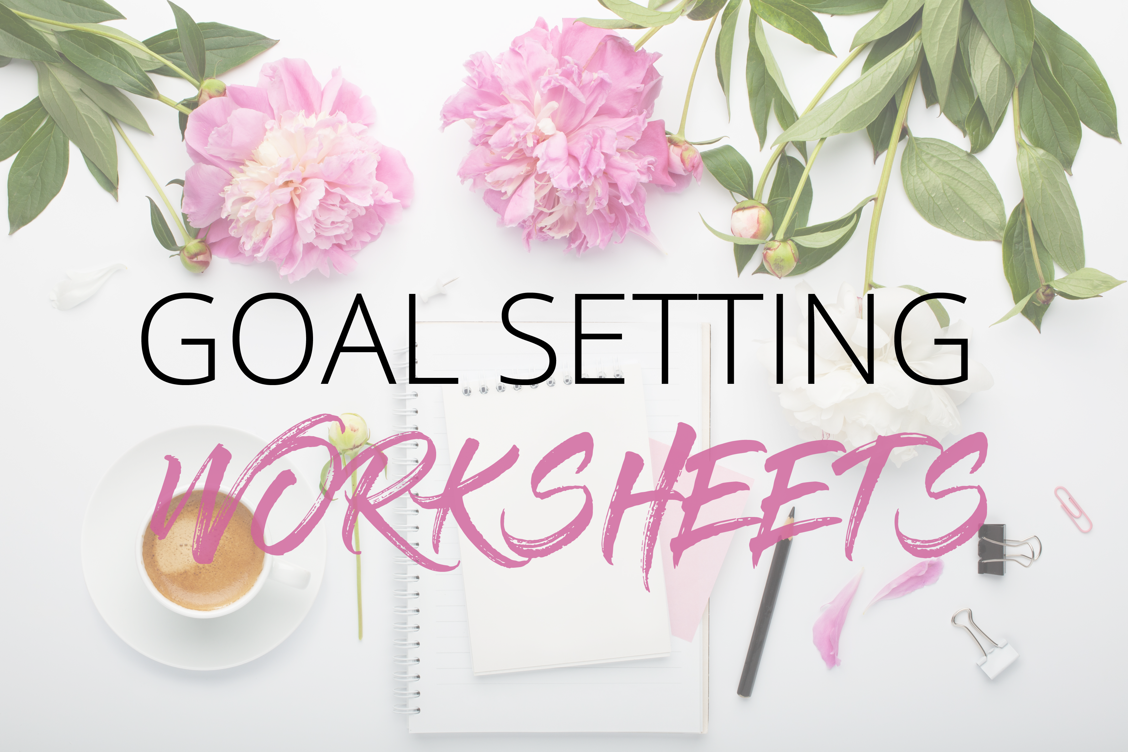 It S Time To Crush Your Goals Grab Your Goal Setting
