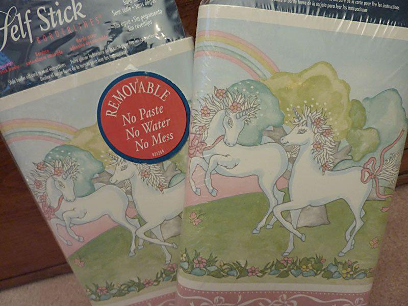 Unicorns Wallpaper Border I had till now
