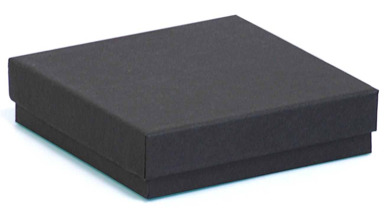 Wholesale black recycled jewellery boxes Wholesale black gift box