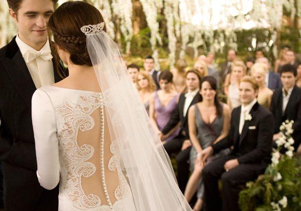 Bella Swanss Dress Twilight Movie Wedding Dress Ideas
