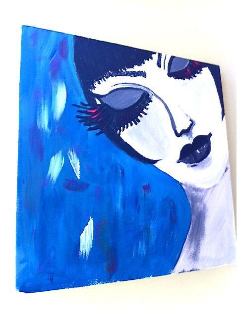 blue. S)