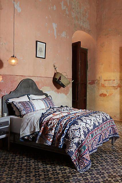 Anthropologie Bedroom: Anthropologie Risa Quilt …