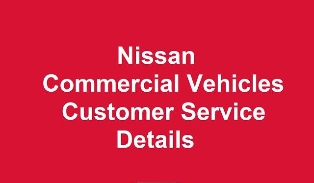 Perfect Nissan Commercial Vehicles Customer Service Number Hours, Nissan Commercial  Vehicles Contact Number, Support Number, 1 800 Toll Free Numbers