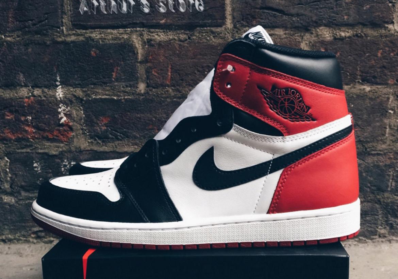 Order Air Jordan 1 Retro black toe High OG on Amazon!  #fashion #nike #shopping #sneakers #shoes  #basketballshoes #airjordan #retro