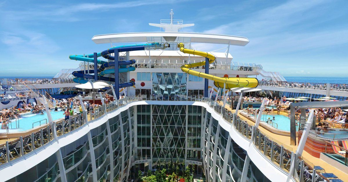 The Coolest New Cruise Ships In The World Cruise Ships - Awesome cruise ships