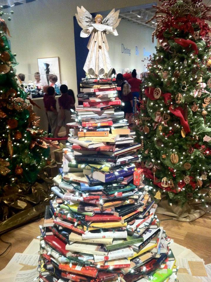 Bright Light Books A Christmas Story Orlando Museum Of Art Festival Of Trees 2013 Pinned Christmas Tree Themes Christmas Tree Christmas Tree Decorations