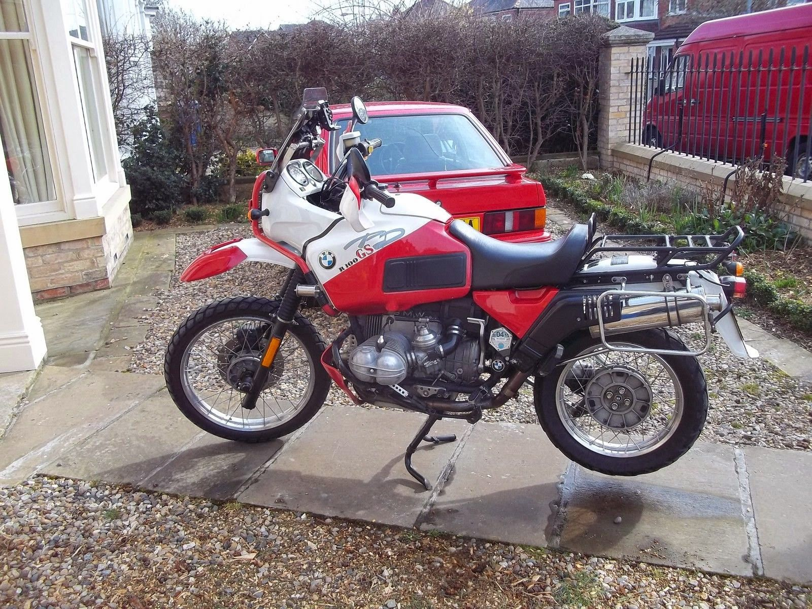 Bmw gs for sale uk bmw r100 gs 1995