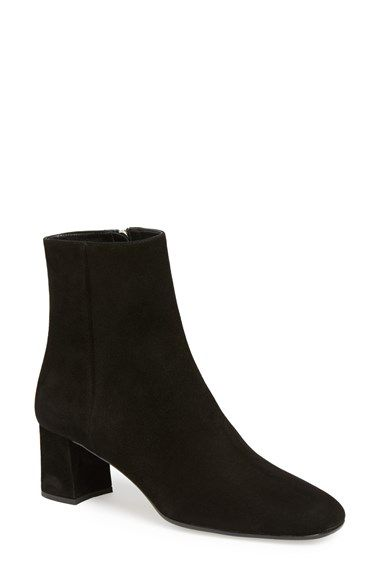 b3cbbb8a Prada Suede Ankle Boot (Women) available at #Nordstrom ...