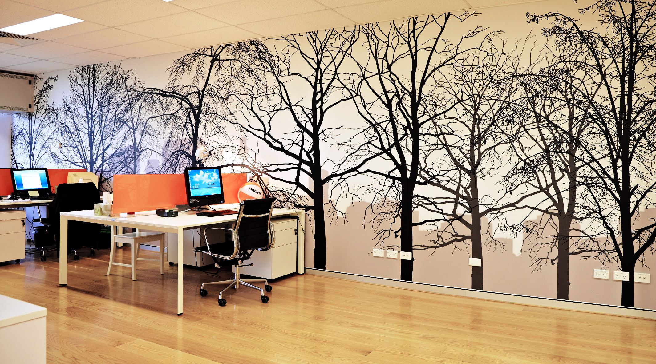 Office Wall Background Design : Wall print designs google search prints