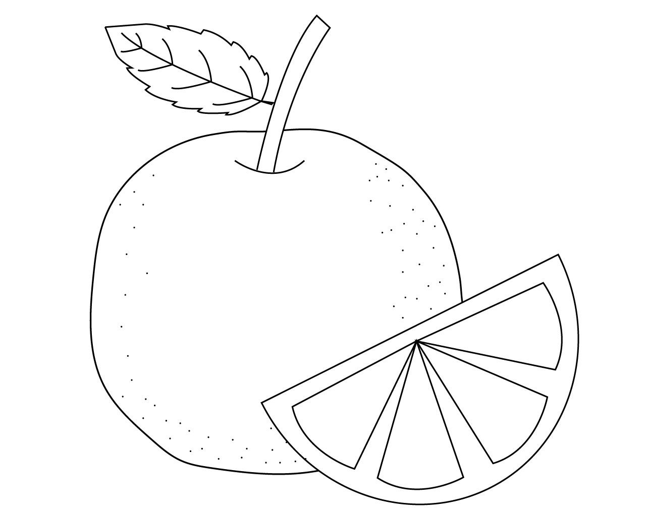 Free Printable Fruits Coloring Pages For Kids Online Fruit