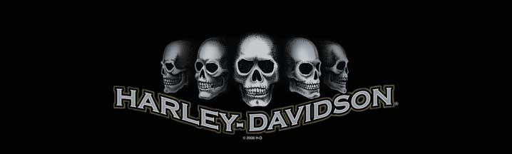 Harley davidson dark skull rear window graphic part rwghd134 see thru harley davidson rear window graphics harley davidson window decals