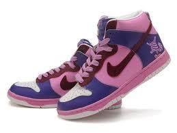 online store c093e 61f92 I found  Nike Alice in Wonderland Cheshire Cat Dunk High Tops  on Wish,  check it out!