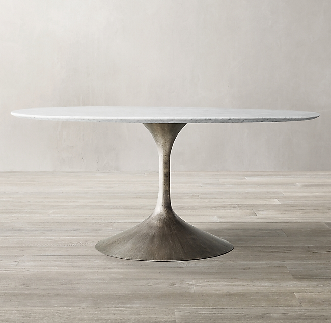 Aero Marble Oval Dining Table Oval Table Dining Dining Table Marble Oval Marble Dining Tables