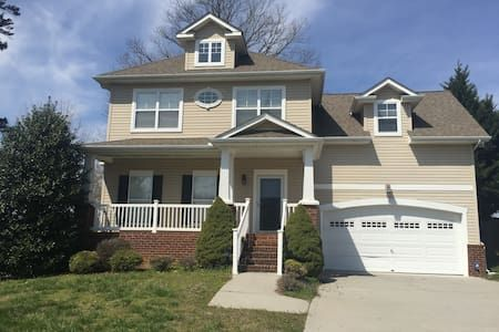 Check Out This Awesome Listing On Airbnb 3 Bedroom In West Knoxville Houses For Rent In Knoxville Renting A House House Rent