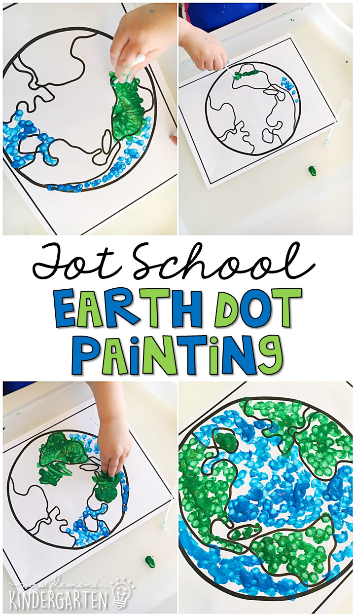 earth day preschool lesson plans tot school earth day april lesson plan earth day 94248