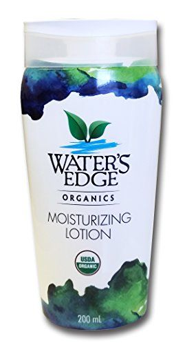Certified Organic Daily Body Moisturizing Lotion with Shea Butter