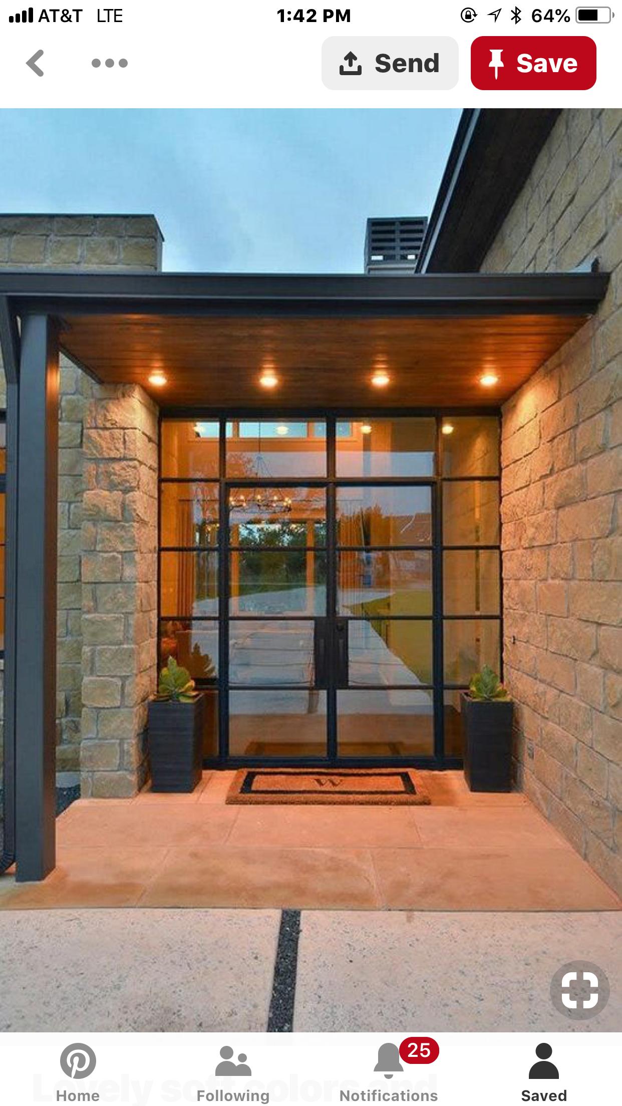 cc7869c3eaf36d2fa8fbb70543a4760d Modern Farm House Exterior Design Ideas on design accents, 3d blueprints, black trim, grey brick, color green, white stucco,