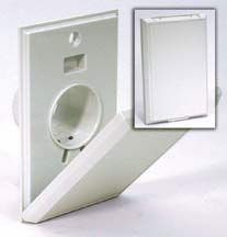 Central Vacuum Wall Plate Magnificent 651Ha_100 285×432  For The Home  Pinterest Decorating Inspiration