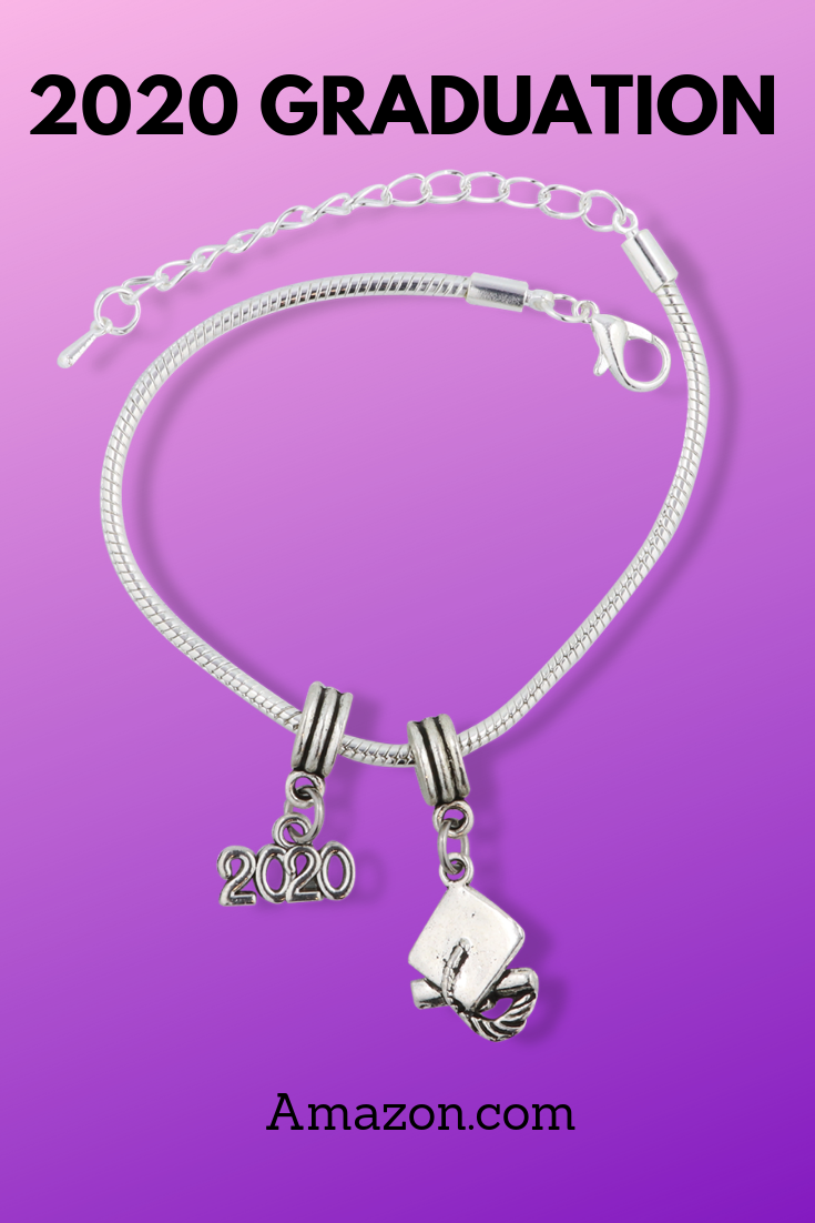 Christmas Gifts For Her Ideas 2020 2020 Graduation Party Gifts for Her Bracelet Jewelry Charm G