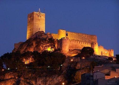 Castillo de Santa Barbara de Alicante Turismo Castillos
