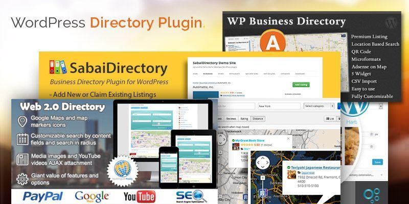 Wordpress Directory Plugin Quick Way To Make Directory Website Plugins Wordpress Marker Icon