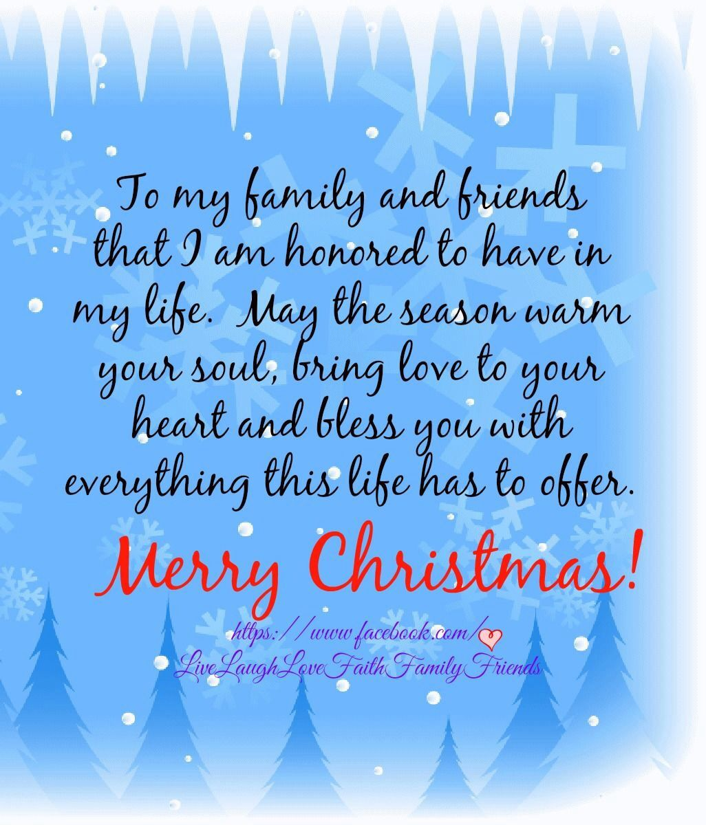 Happy Holidays From My Family To Yours Quotes: And A Wonderful New Year!
