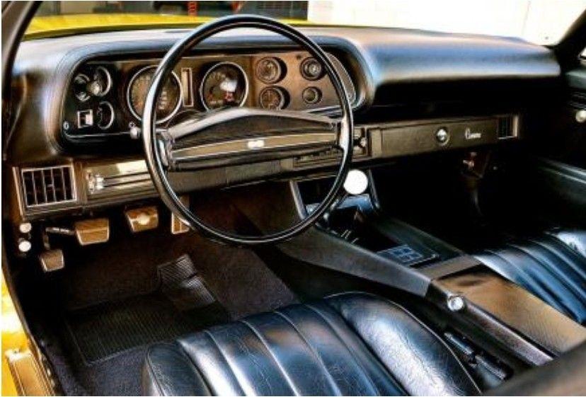 1971 Chevy Camaro SS 396 4spd