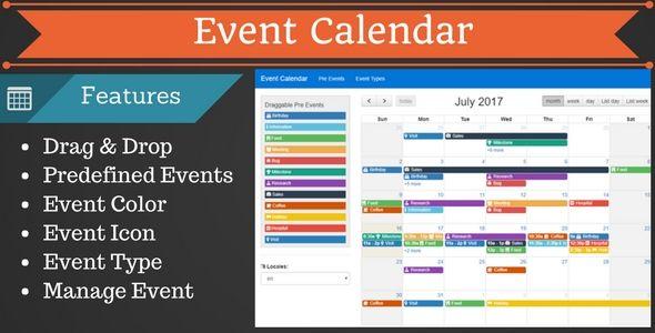 Dot Net #Core Multipurpose #Event #Calendar Multipurpose event - event calendar