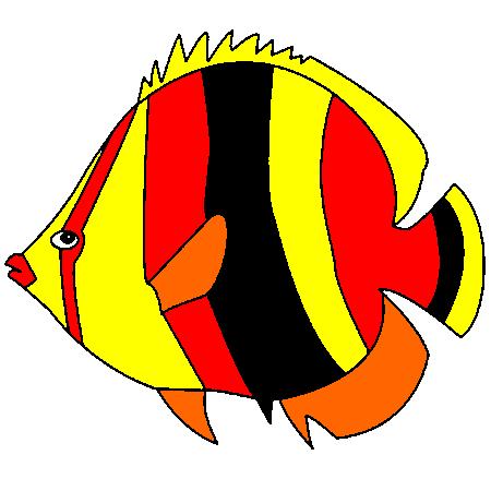 Dessin de poisson imprimer recherche google arts poissons dessin poisson poisson et a - Poisson dessin couleur ...