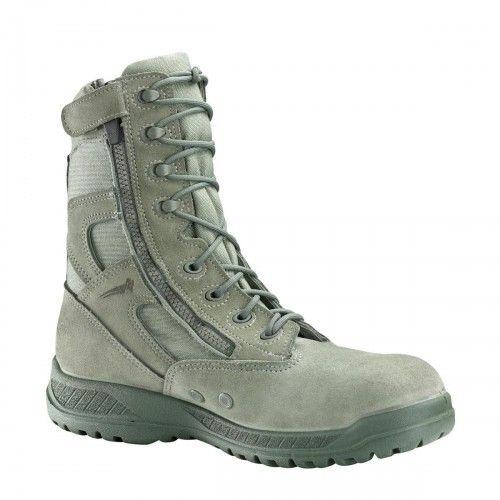 Belleville 610z Sage Greenhot Weather Tactical Boot W Side Zipper Boots Belleville Boots Tactical Boots