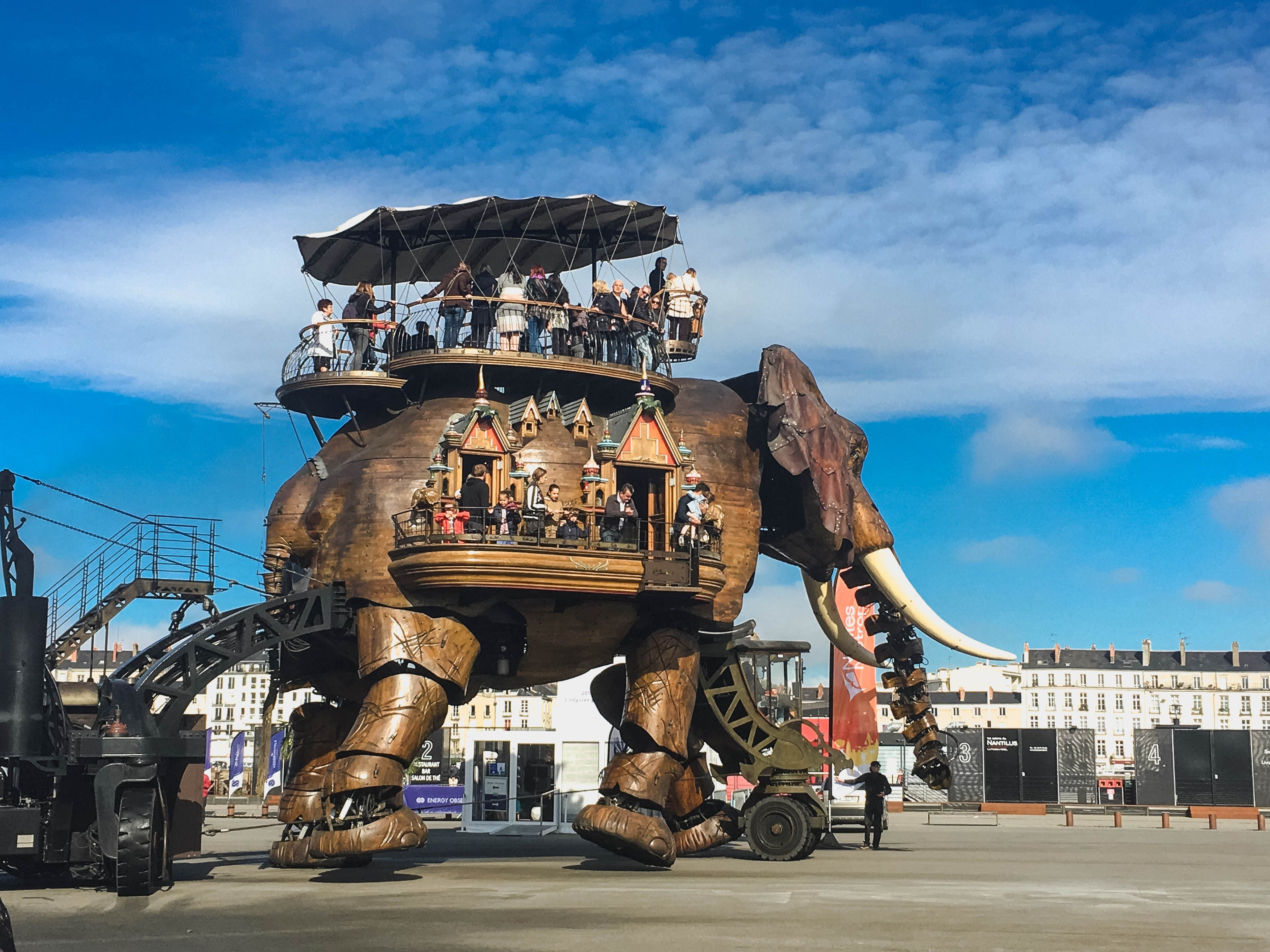 free things to do in nantes