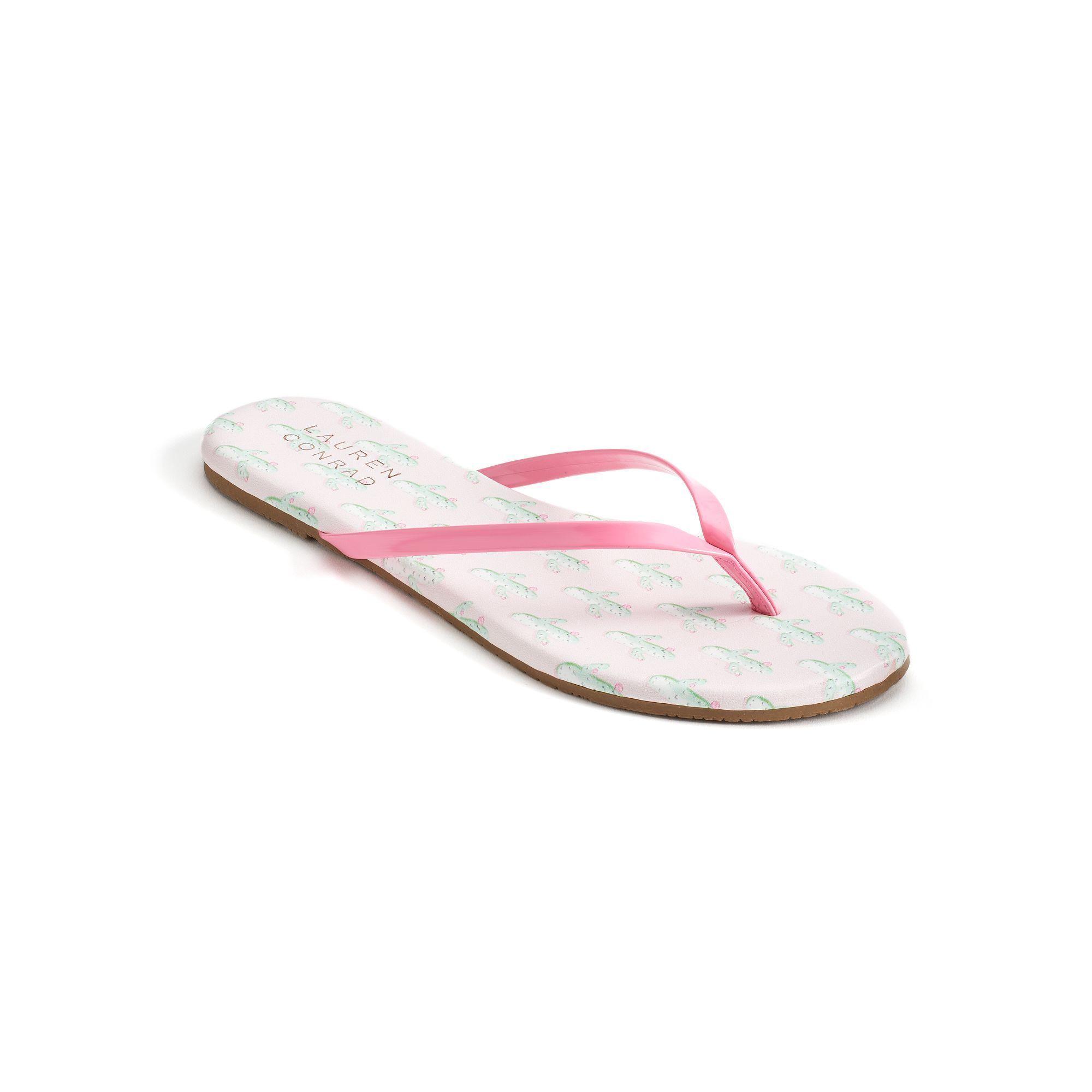 9c9876b0da60 LC Lauren Conrad Pixii Women s Flip Flops
