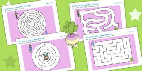 Maze Englisch