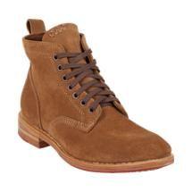 VisVim Hilts Lace-Up Ankle Boots