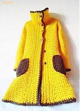 Svetre/Pulóvre - yellow alpaKAbát - 3697673